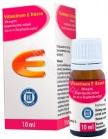 Vitaminum e 300 mg/1 ml krople 10 ml (hasco-lek)
